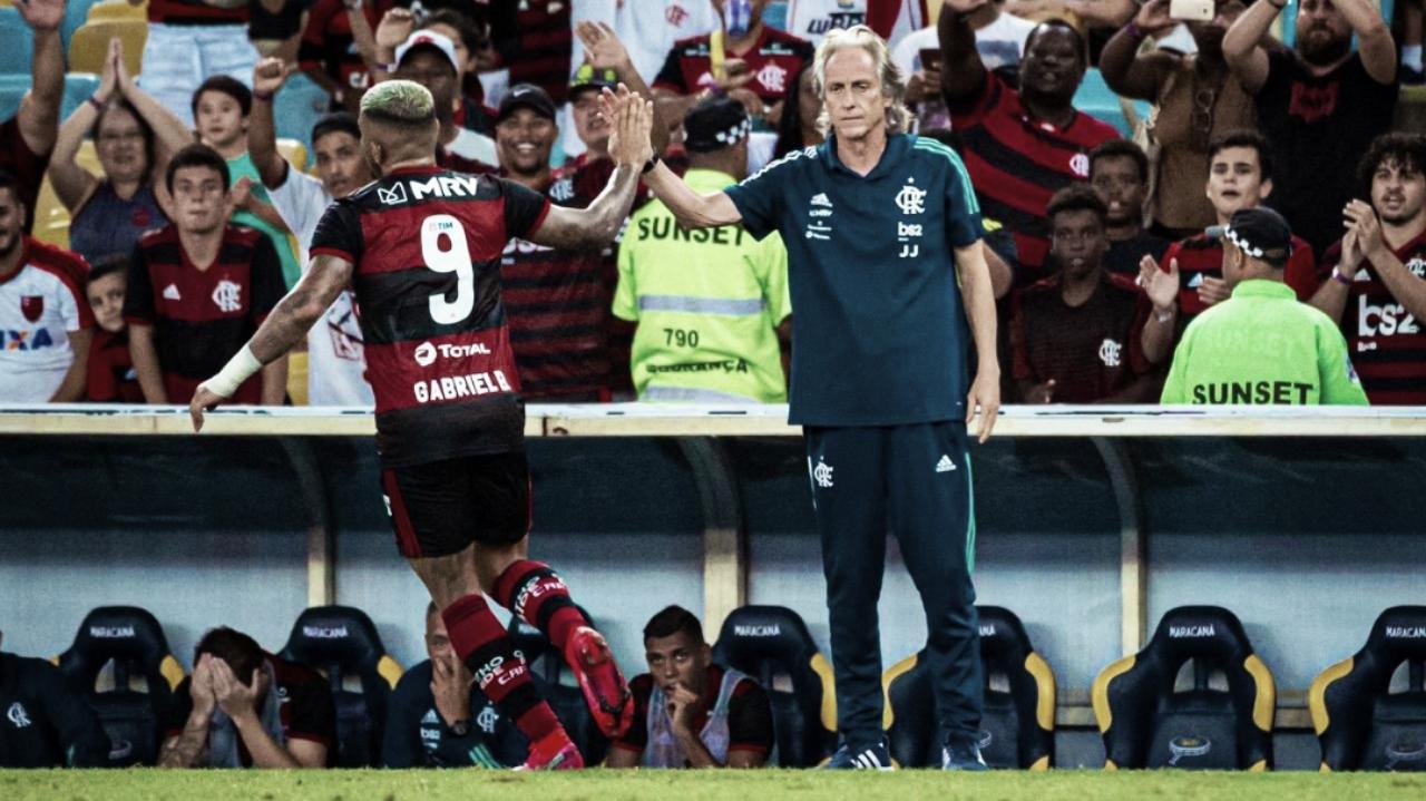 Com desfalques e boa fase de Gabigol, Flamengo estreia contra Jr. Barranquilla na Libertadores