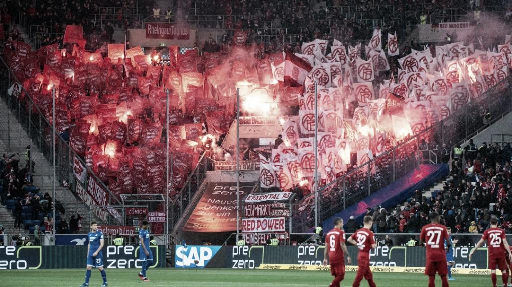Bayern de Munique anuncia criação de comissão interna para investigar protesto de sua torcida
