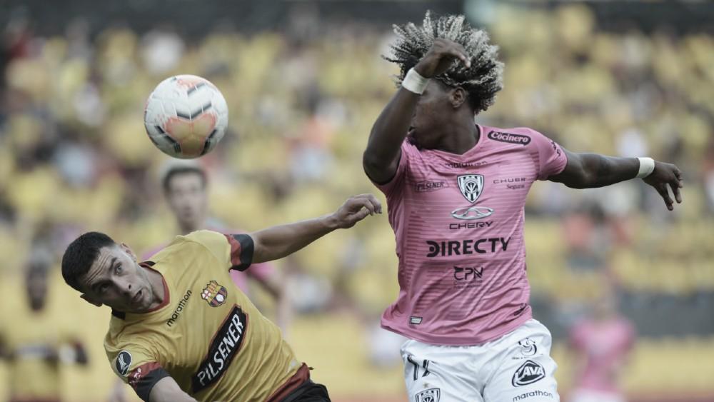 No grupo do Flamengo, I. del Valle derrota Barcelona fora de casa e começa no topo