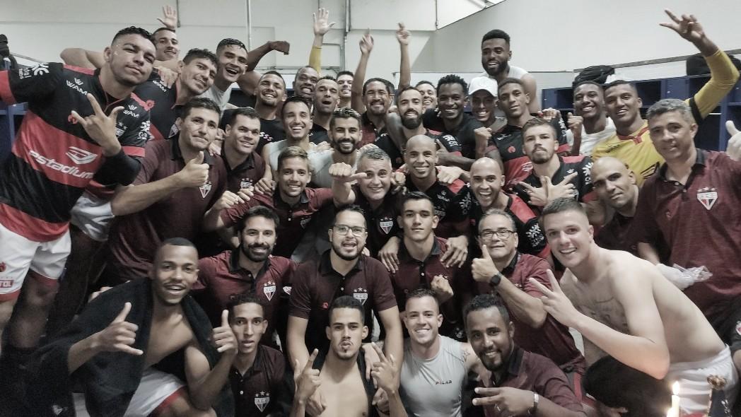 Atlético-GO elimina Santa Cruz nos pênaltis e segue na Copa do Brasil