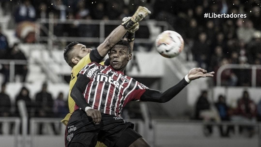 São Paulo começa bem, perde gols e sofre virada do Binacional no Peru