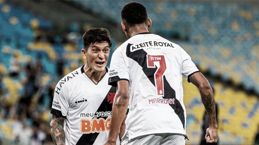 """Após vitória, Abel Braga destaca sequência do Vasco: """"Não perde há seis jogos"""""""