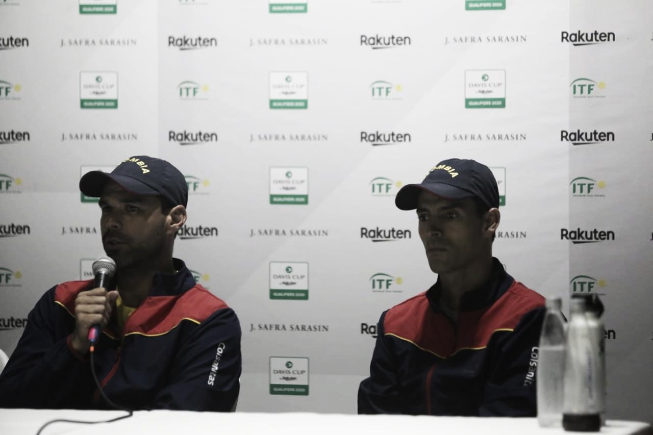 """Alejandro Falla: """"Santi jugó un buen partido, pero Londero lo hizo muy bien"""""""