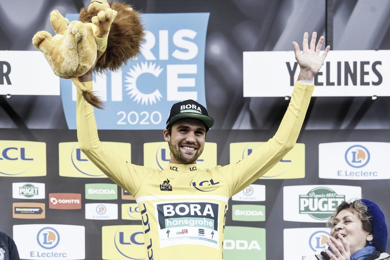 Schachmann vence en la primera etapa de la Paris Niza