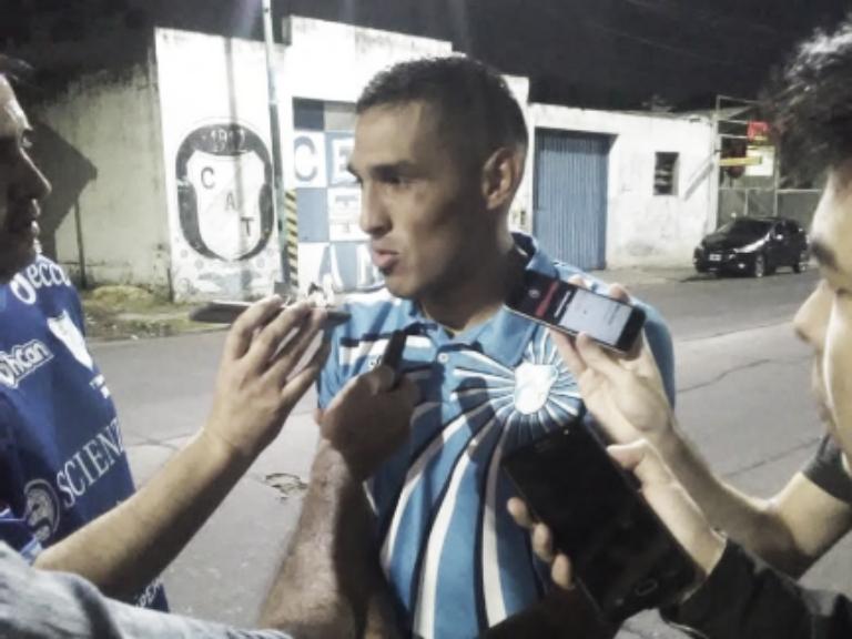 """Fernando Alarcón: """"Queremos hacer valer este punto"""""""