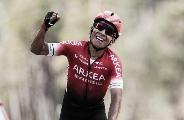 Quintana se quedó con la última etapa de la Paris Niza, aunque el título fue para Schachmann