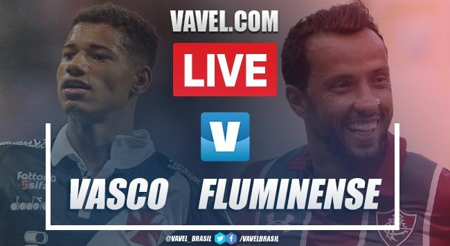 Gols e melhores momentos de Vasco 0 x 2 Fluminense pelo Campeonato Carioca 2020