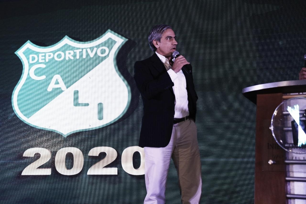 """Marco Caicedo: """"Tenemos que salvar este barco en el que estamos todos"""""""