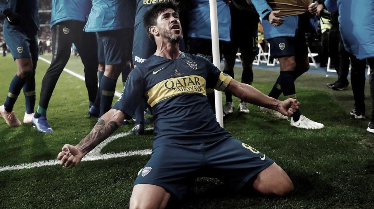 """Pablo Pérez: """"A Boca no le debo una, sino dos vidas"""""""
