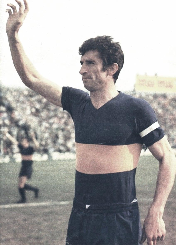 Hace 83 años nació Antonio Rattín