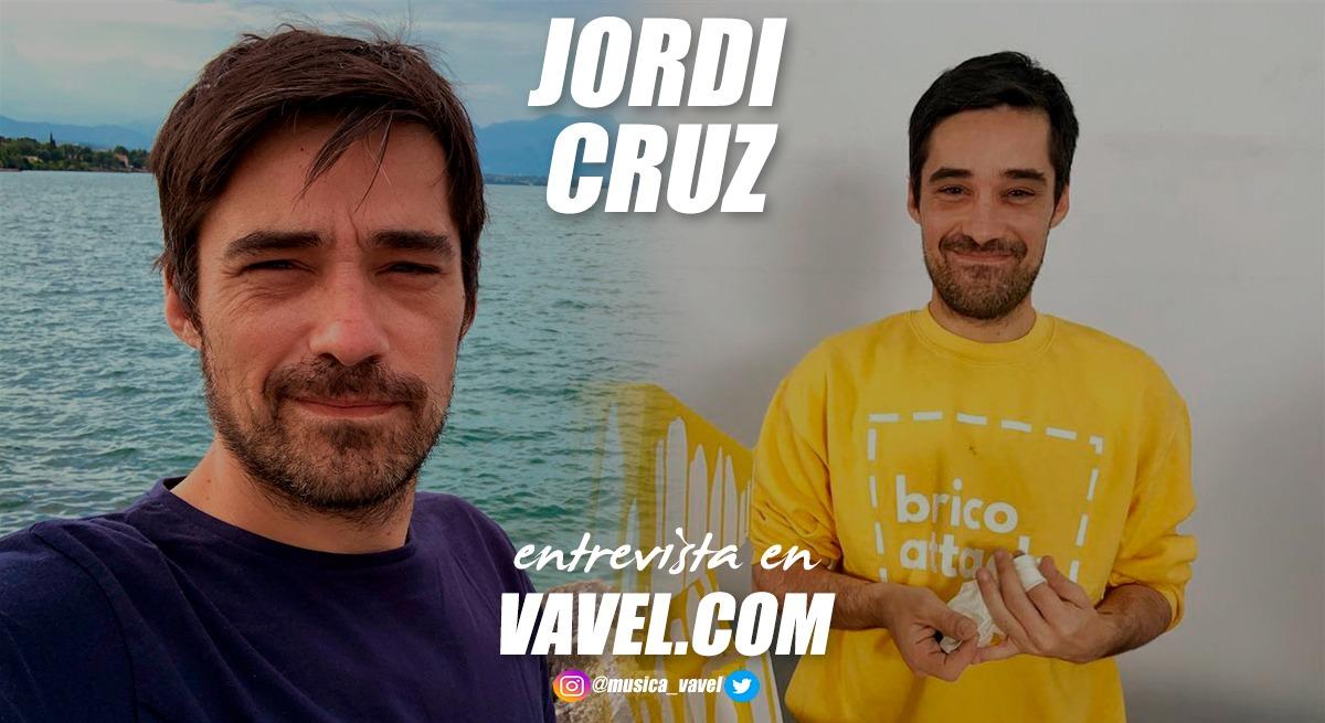 Entrevista a Jordi Cruz: ''Yo pensaba en la gente mayor, que con 'Resistiré' vuelven a esos años jóvenes''