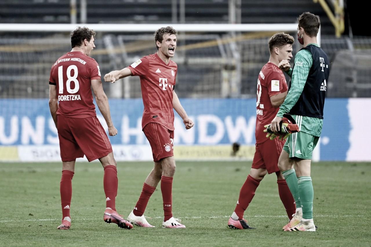 Favre e Can lamentam falta de criação; Hummels admite que título está nas mãos do Bayern