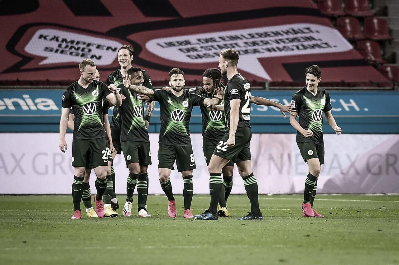 Com objetivos distintos, Wolfsburg e Frankfurt duelam na Bundesliga