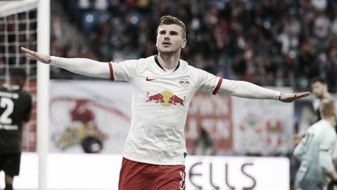 Presidente do RB Leipzig joga duro contra interesse de Liverpool e Manchester United em Werner