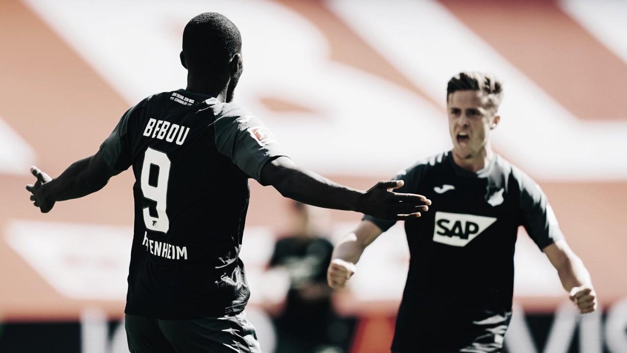 Hoffenheim vence fora de casa, complica Mainz e cola no G-6