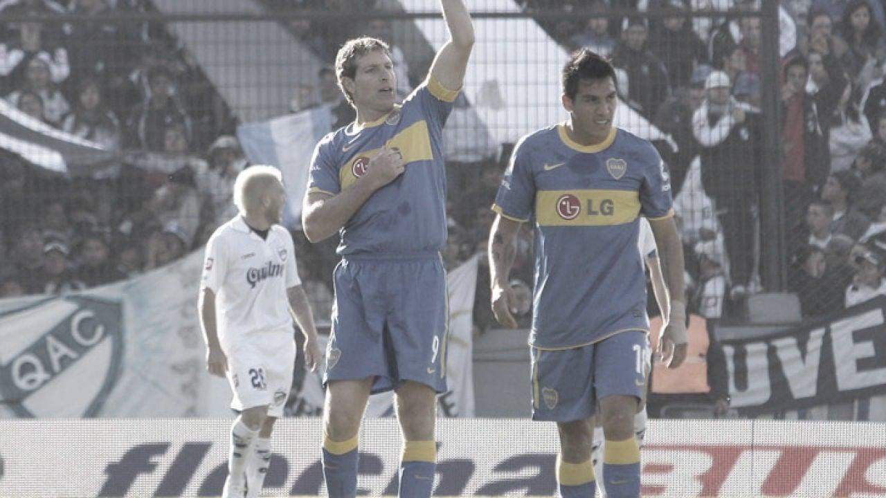 El último gol de Palermo