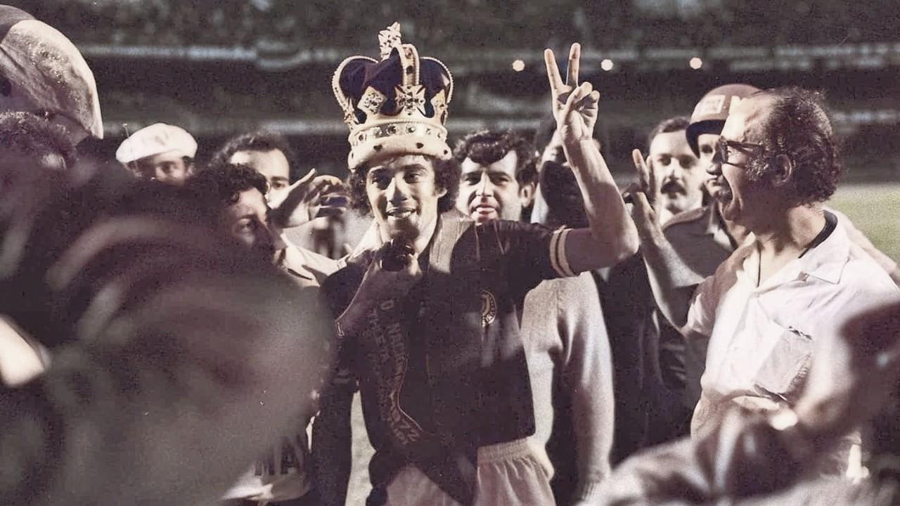 Luto: morre Ronaldo Drumond, tricampeão brasileiro e autor do título paulista do Palmeiras em 1974