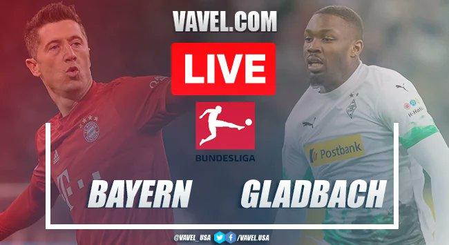 Gols e melhores momentos Bayern de Munique 2 x 1 Borussia Monchengladbach pela Bundesliga 2019-20