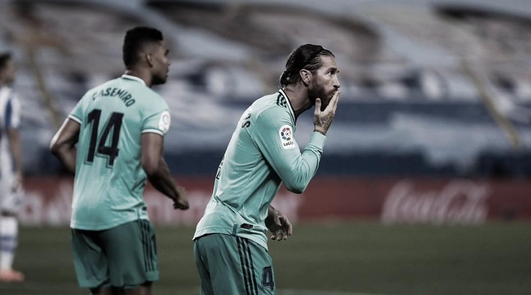 """Zidane crê em 'vitória merecida' do Real Madrid, enquanto Setién ironiza: """"Algumas ações são revisadas e outras não"""""""