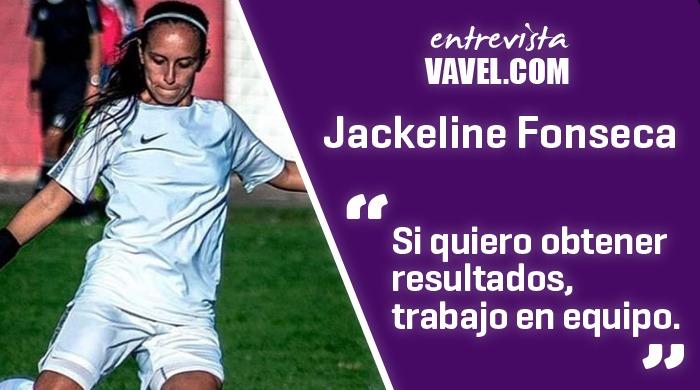 """Entrevista a Jackeline Fonseca: """"El deporte me ayudó a ser disciplinada"""""""