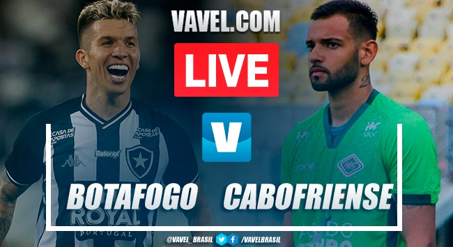 Gols e melhores momentos Botafogo x Cabofriense pelo Campeonato Carioca 2020 (6-2)