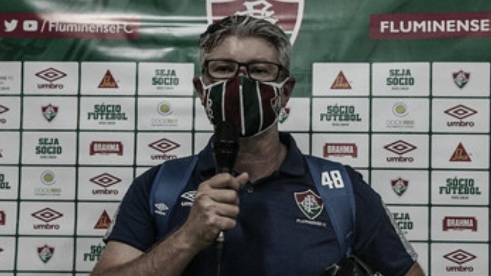 Odair Hellmann lamenta forma da derrota e frisa em 'melhorar a performance' contra o Macaé