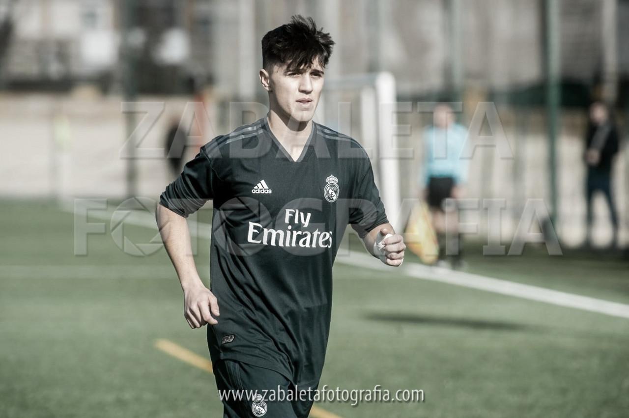 Eneko Delgado abandona el Real Madrid y recala en la cantera del Athletic