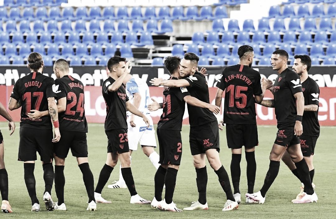 CD Leganés vs Sevilla FC: Puntuaciones del Sevilla, 33ª jornada de LaLiga