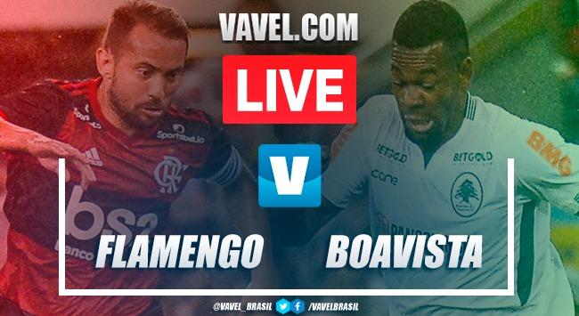 Gols e melhores momentos Flamengo x Boavista pelo Campeonato Carioca 2020 (2-0)
