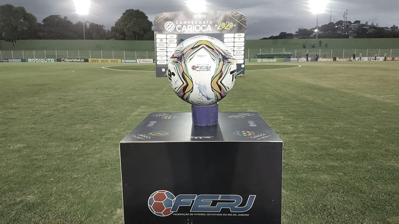 Ferj sugere que clubes mandantes não transmitam seus jogos no Carioca 2020