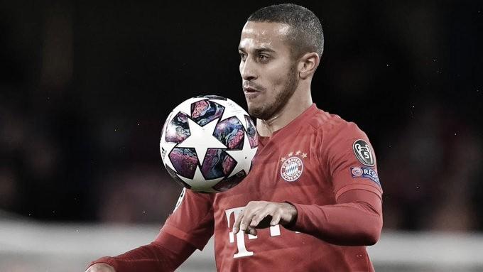 Thiago Alcântara quer sair do Bayern, e Liverpool já arma proposta