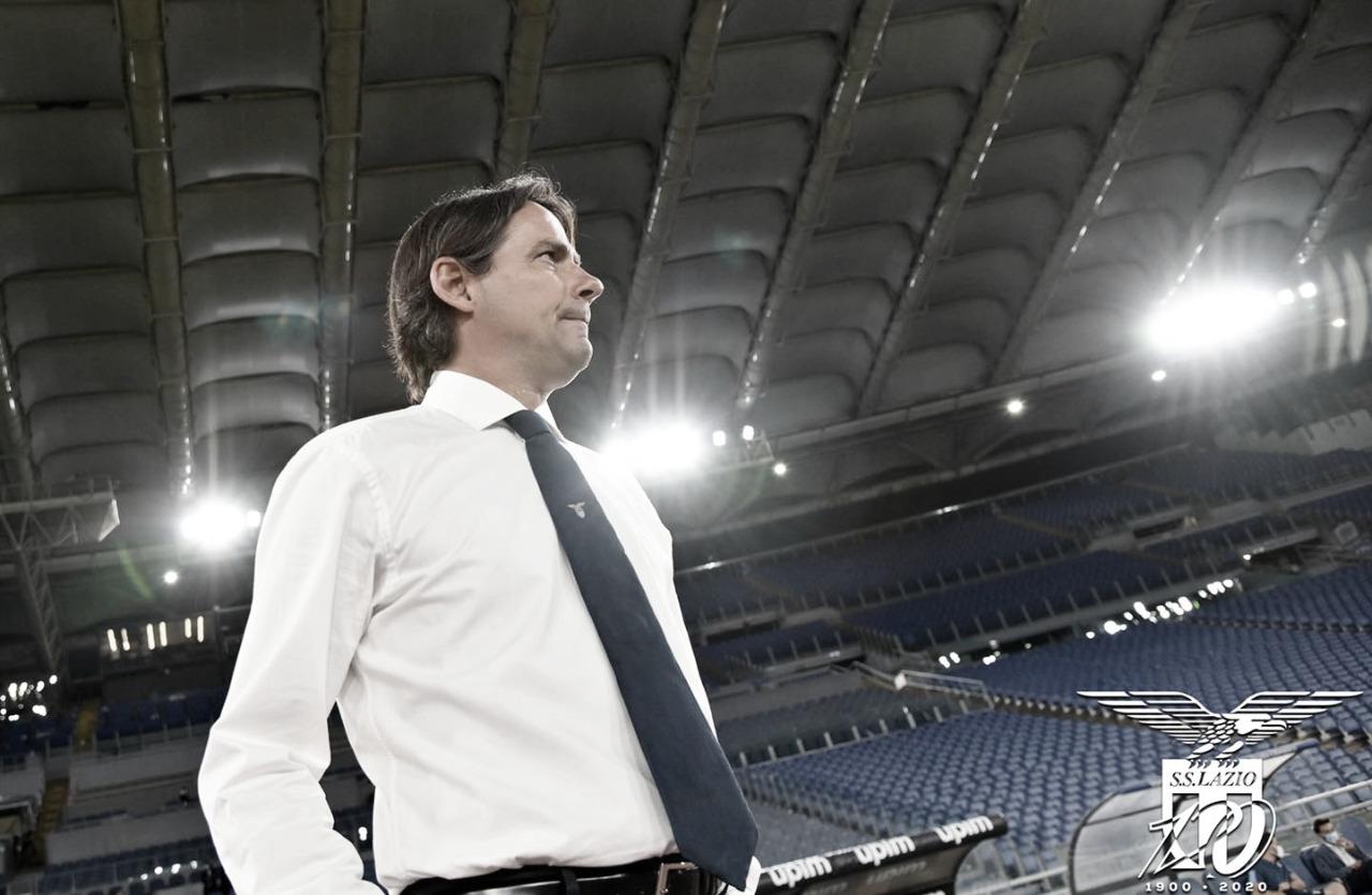 Simone Inzaghi vê questão física como fator que atrapalha Lazio na briga pelo título
