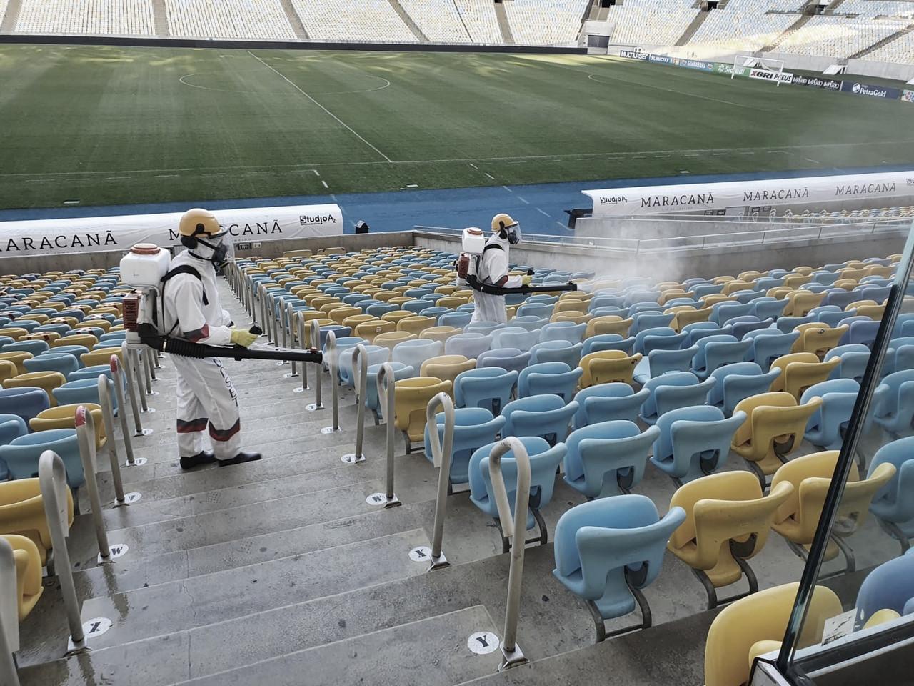 Jogos interessantes nas semifinais da Taça Rio em meio à pandemia