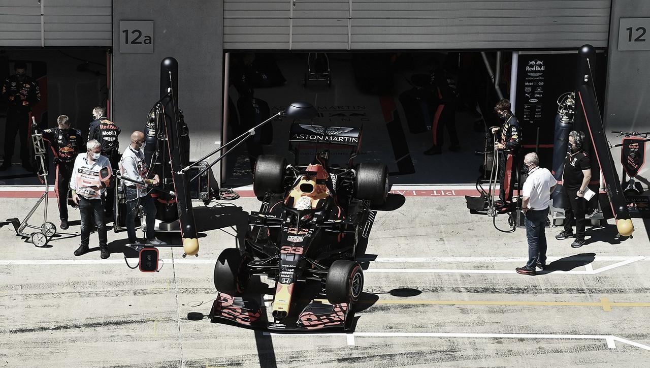 Verstappen acredita que poderia ter chegado ao pódio no GP da Áustria se não fosse apagão
