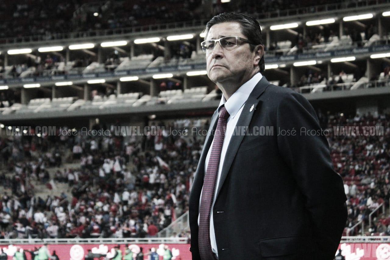Luis Fernando Tena reconoce mejoría de Jesús Angulo