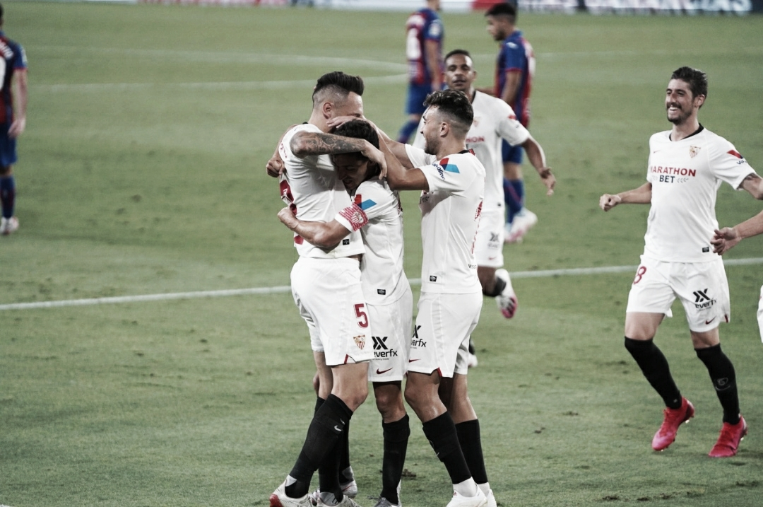 Noticias post del Sevilla: Sevilla FC 1-0 SD Eibar