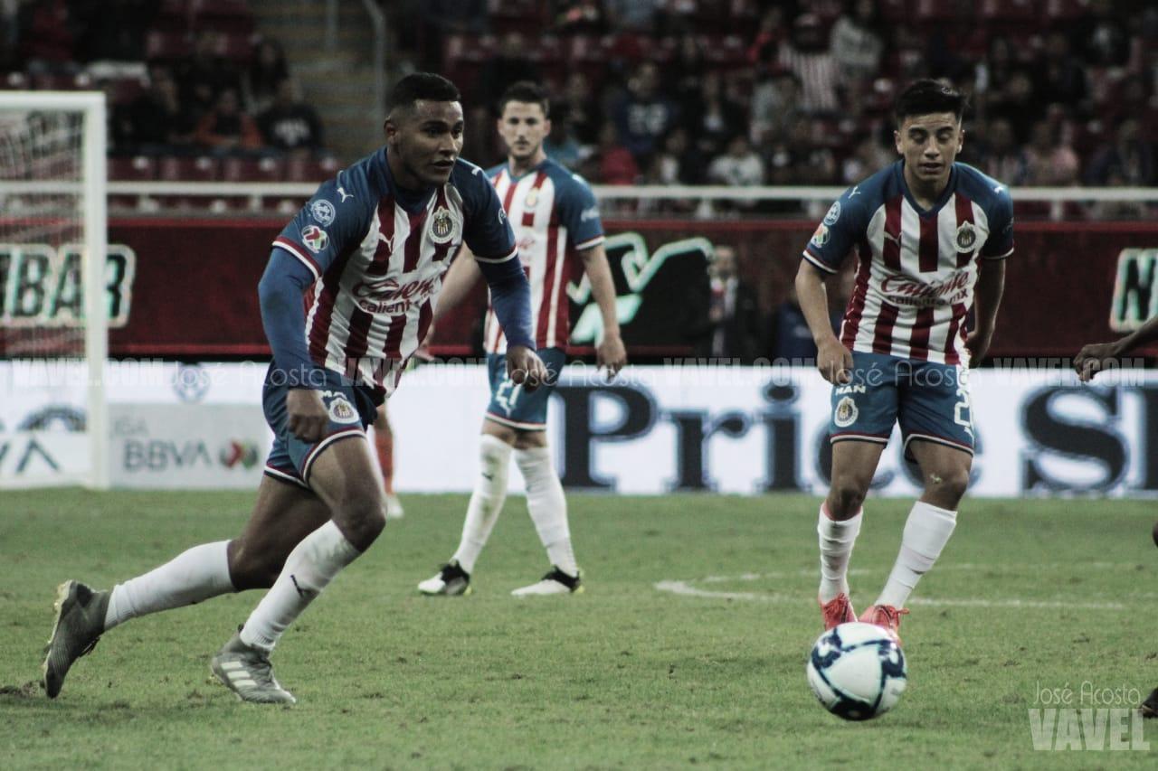 Gilberto Sepúlveda reconoce falta de ritmo en Chivas