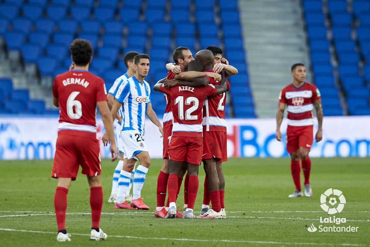El Granada CF pone la mirada en dirección a Europa