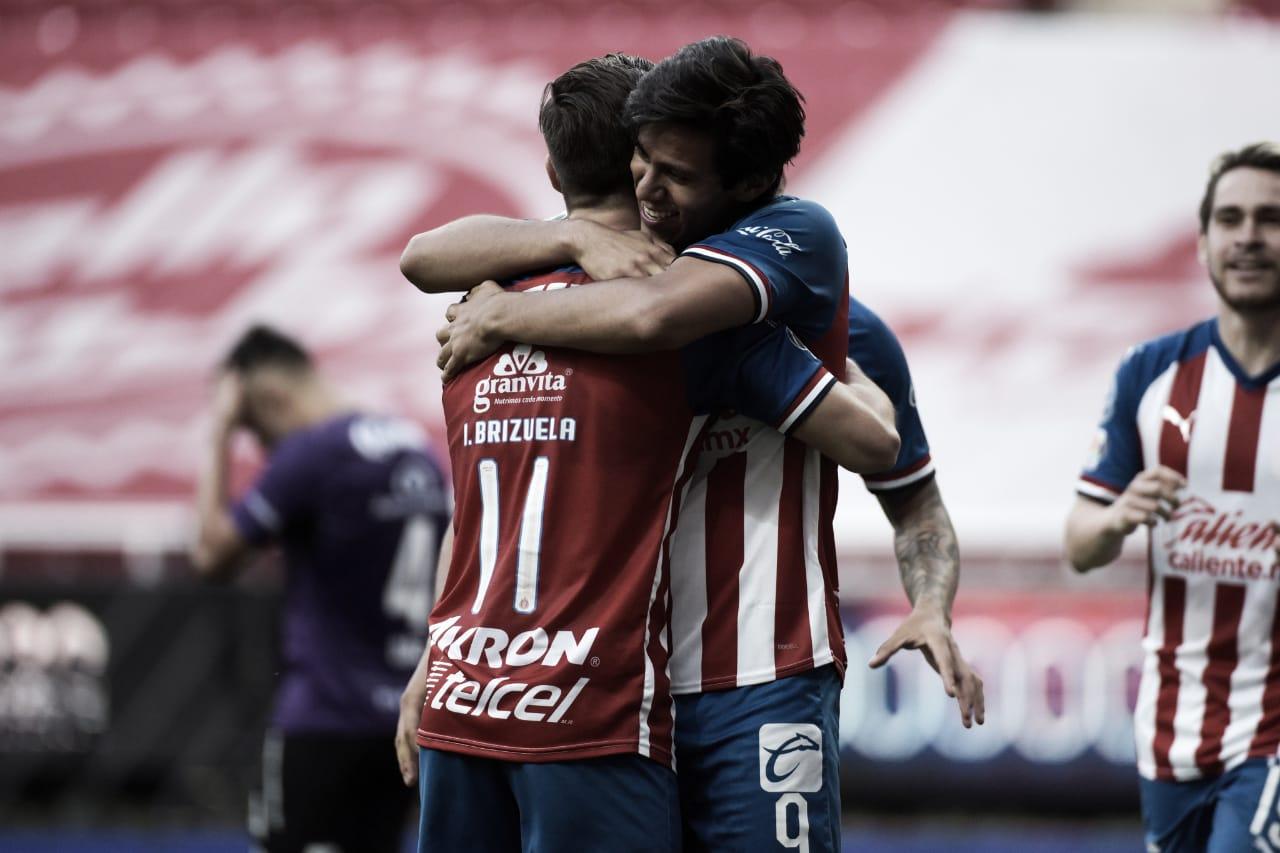 Chivas avanza a semifinales de Copa por México al vencer a Mazatlán