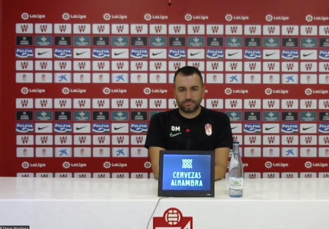 """Diego Martínez: """"Donde no llegue el aspecto físico tiene que llegar la motivación"""""""