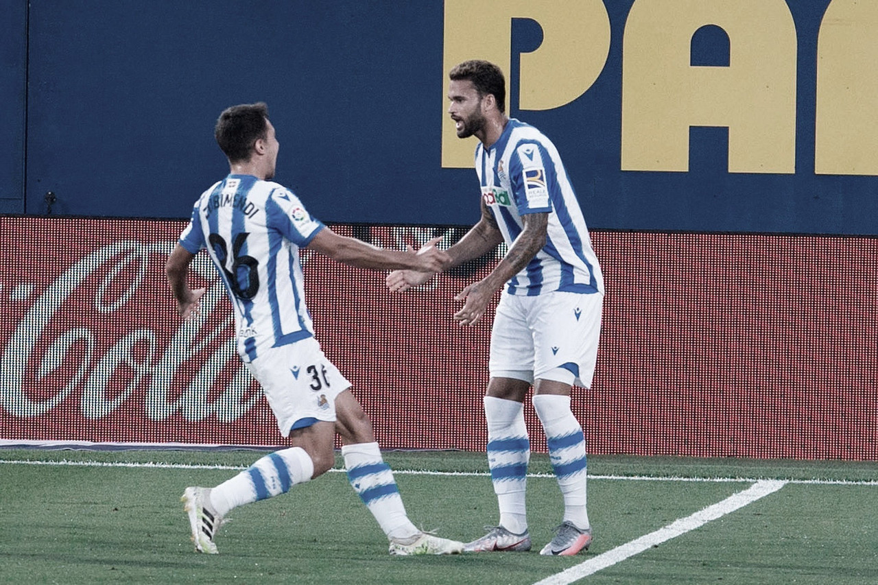 Real Sociedad bate Villarreal e leva melhor em confronto direto por vaga na Europa League