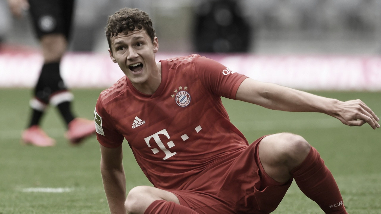 Pavard se lesiona em treino, desfalca Bayern contra o Chelsea e vira dúvida para resto da Champions