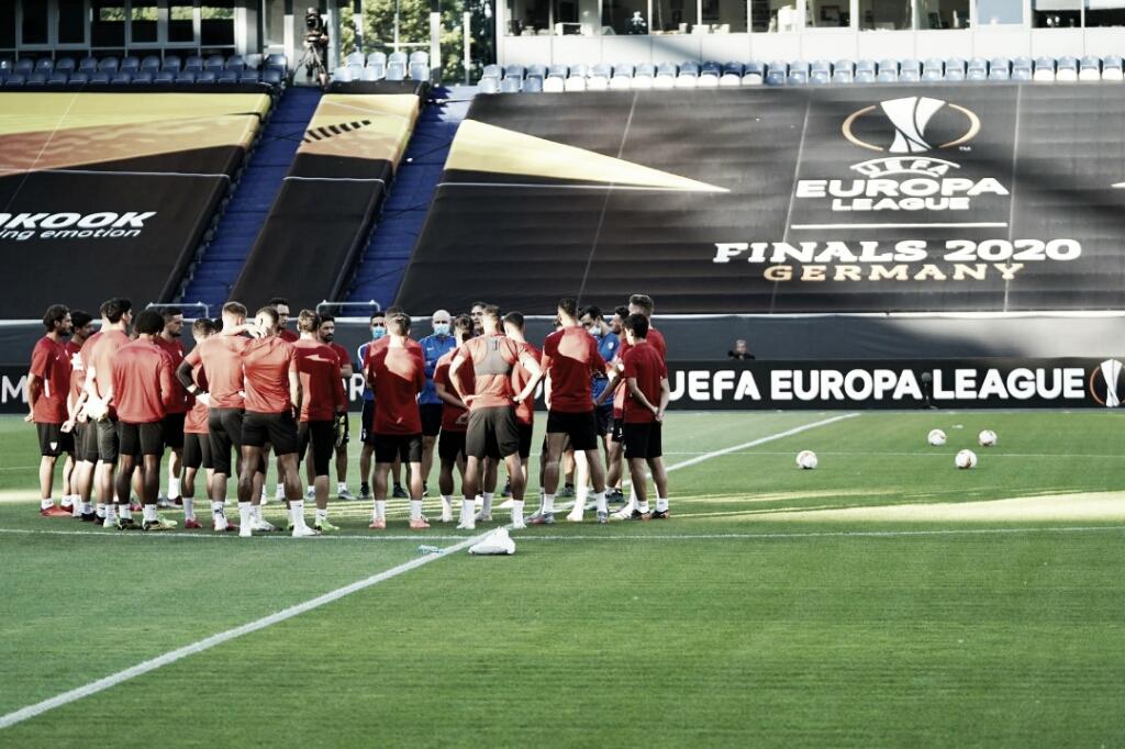 Sevilla encara Roma em confronto único das oitavas da Europa League