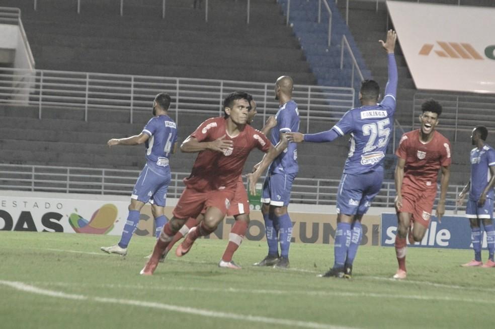 Igor Cariús relembra gol de cabeça que garantiu título ao CRB