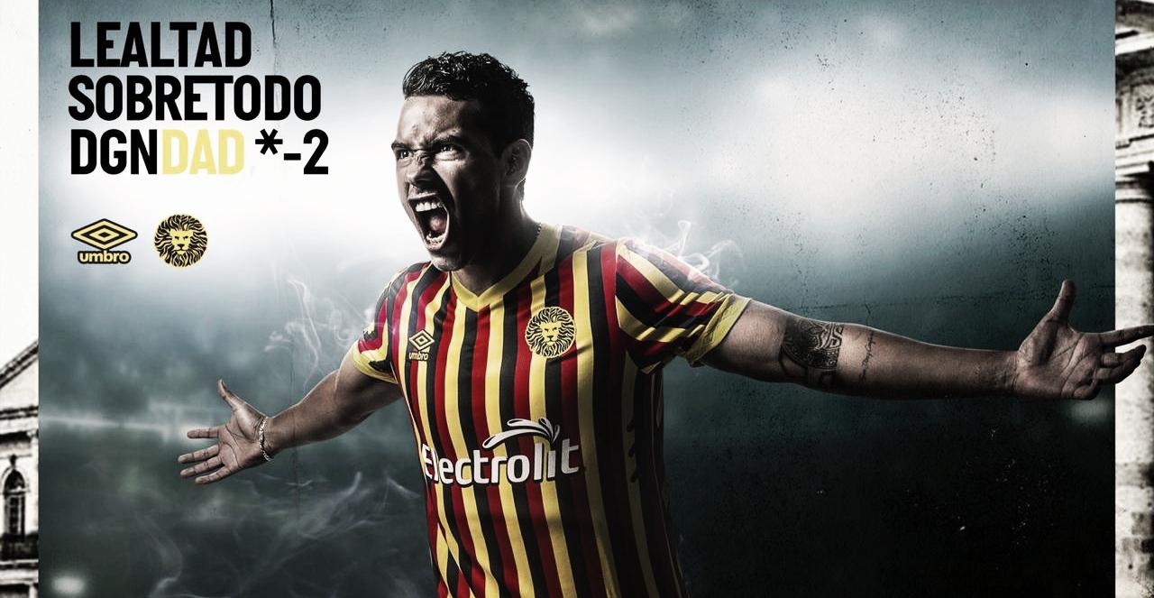 Leones Negros presenta equipamiento para la Temporada 2020 - 2021