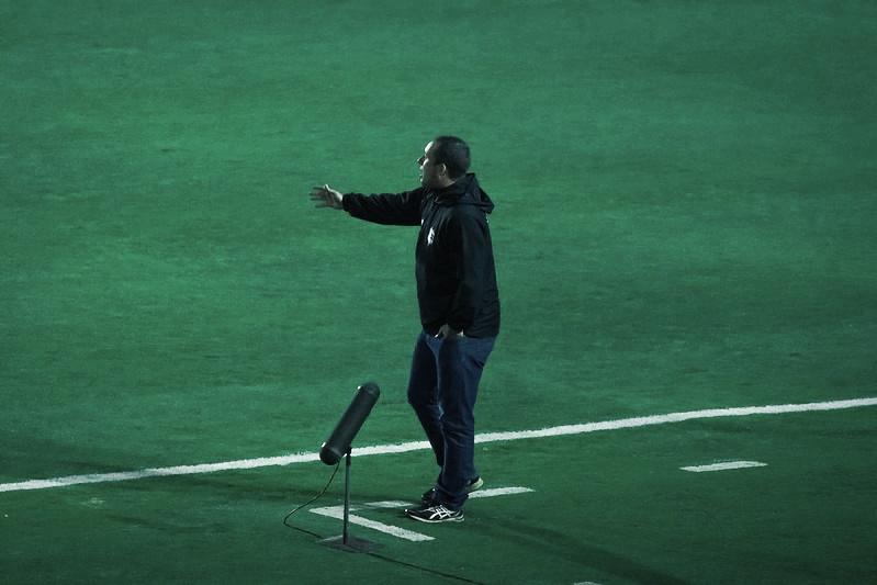 Sem vencer no Brasileirão, Raul Cabral diz que faltou tranquilidade ao Figueirense contra Vitória