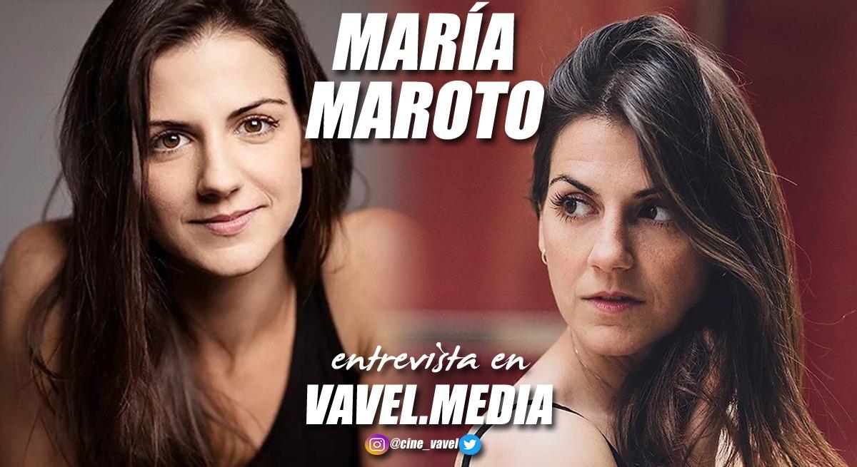 """Entrevista. María Maroto: """"Las cosas que te da el teatro son tan distintas a las que te da la televisión que no se puede elegir"""""""