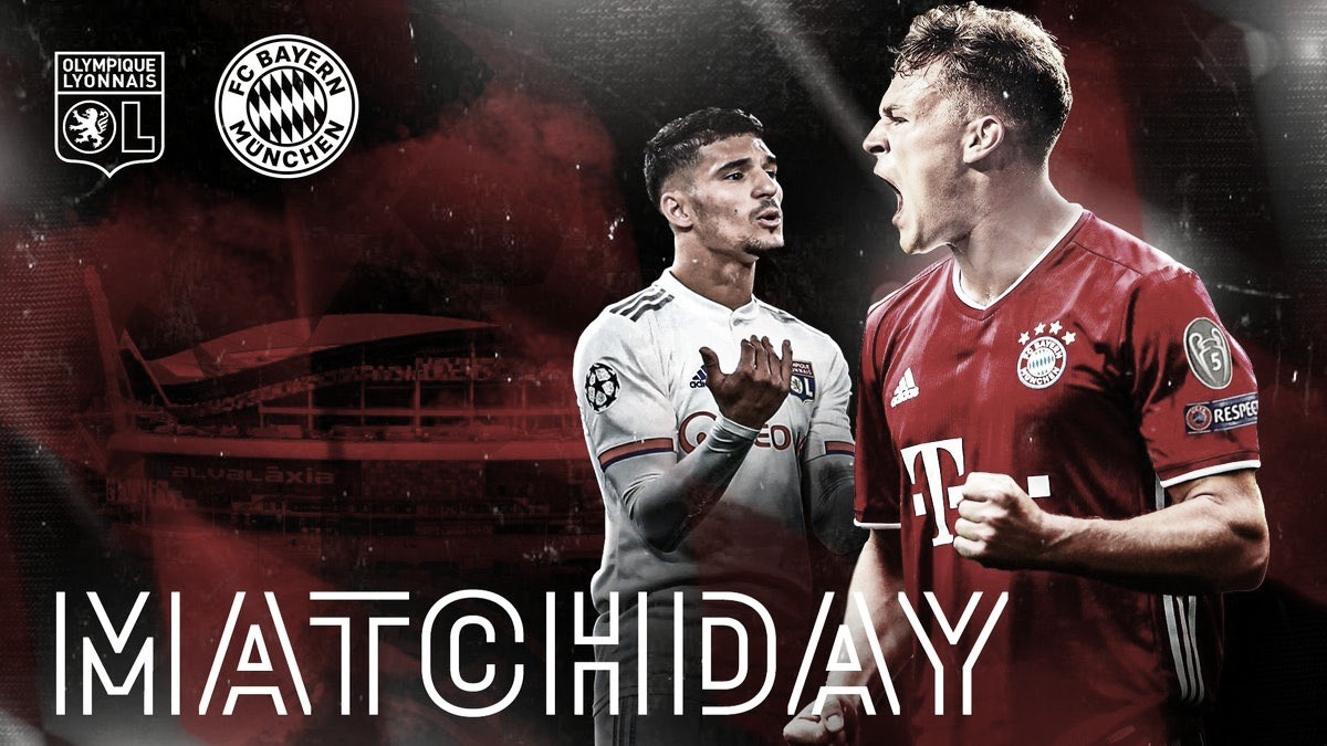 Lyon x Bayern de Munique: características de ambos à prova em busca da final de Champions