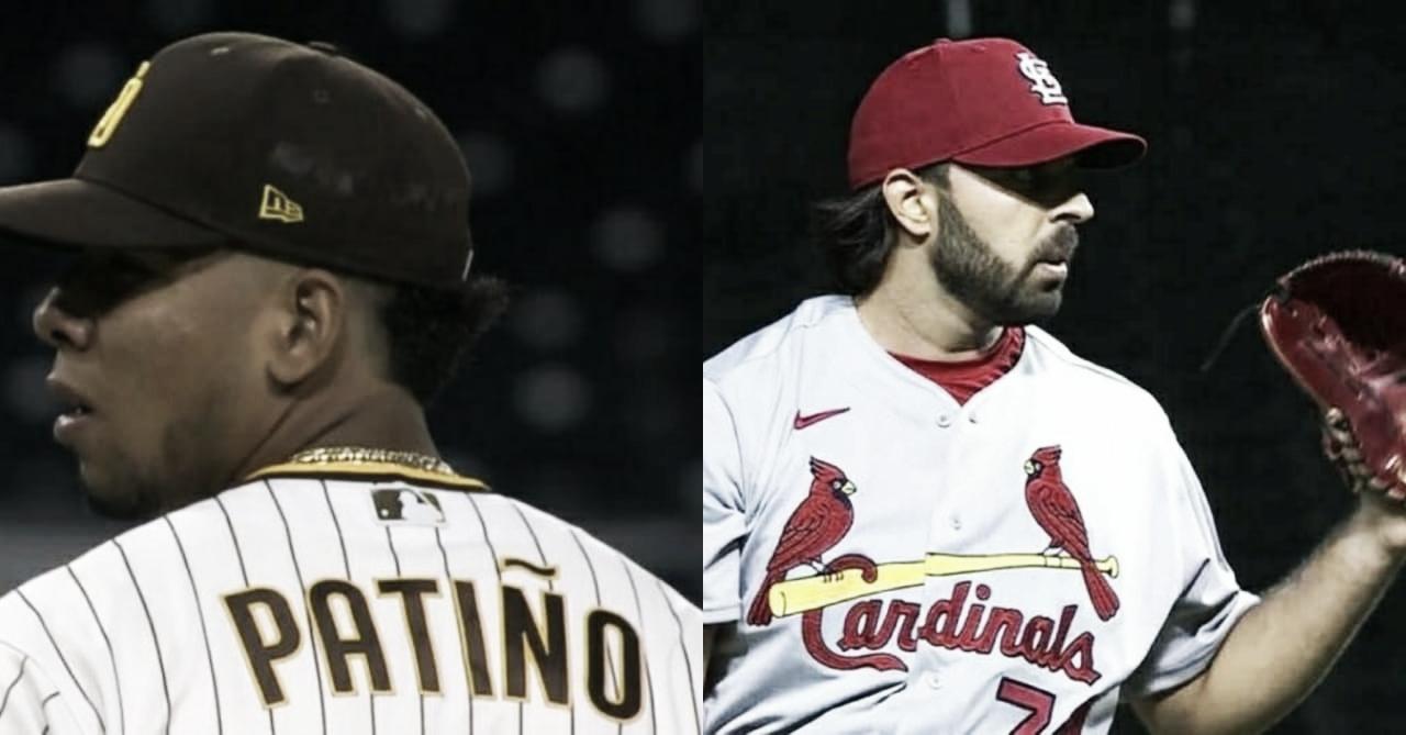 Nabil Crismatt y Luis Patiño, brillan en las 'grandes ligas'