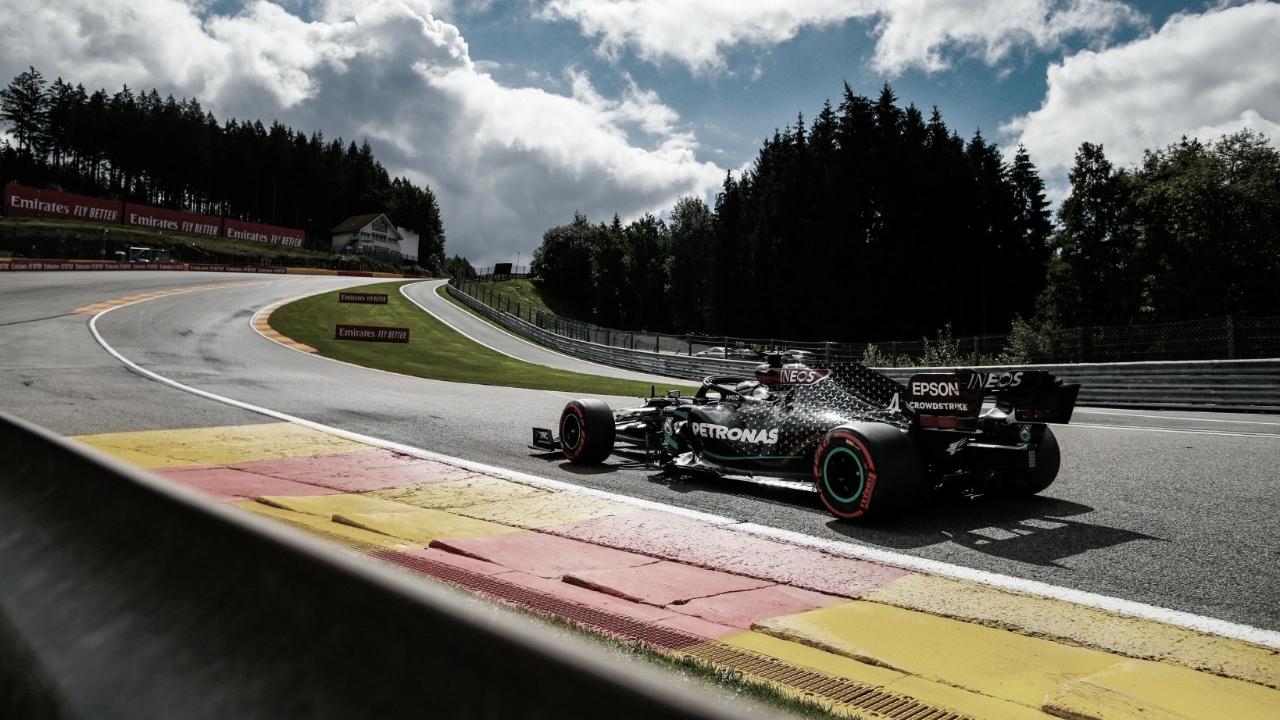 GP da Bélgica 2020 AO VIVO em tempo real na Fórmula 1